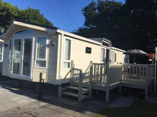 Beautiful located Static Caravan with great access to the Gower and Swansea City