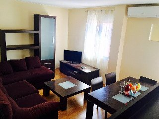 Very good apartment with comfortable facilities.