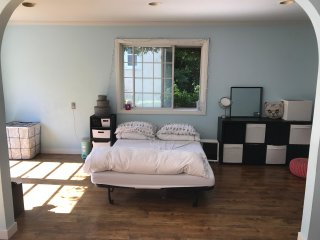 Guest studio for short term stays!