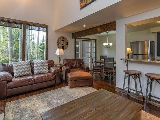 Upscale Spilt-Level 3BR- Minutes to Skiing, Hiking, Biking, & Town Center