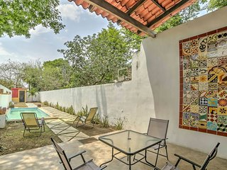 New! Charming 2BR Home in Merida w/ Private Pool