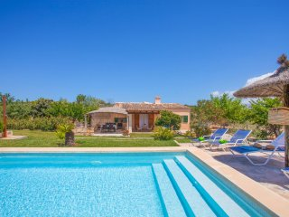 BARRANC DE SON FULLOS - Villa for 5 people in santa margalida