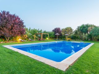 CAN BRAGUINS - Villa for 8 people in Buger