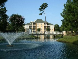 Sheraton Broadway Plantation, 1bd condo, sleeps 4, Fri check-in, Myrtle Beach