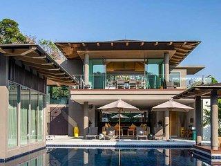 Villa Layan Beach 5 Bed