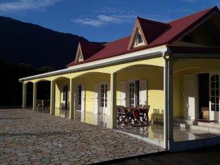 Villa Le Citronnier coeur de l ile salazie reunion