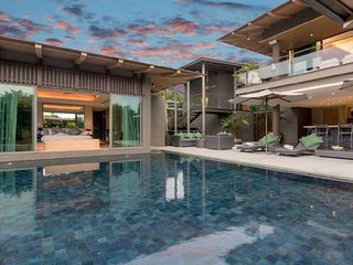 Luxury 4 Bed Layan Beach Pool Villa