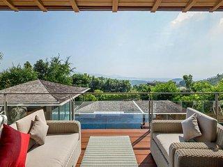 Luxury 4 Bedroom Layan Beach Pool Villa, Nai Thon