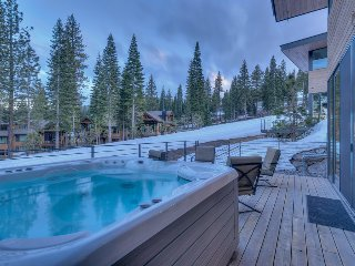 Brand new ski-in/out Northstar home, private hot tub - Stella Nova at Northstar
