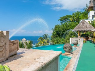 4 BR Traditional house in Conchas Chinas, Puerto Vallarta