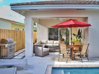 New Construction 3 Bed 2 Bath with heated Pool in the heart of Oakland Park