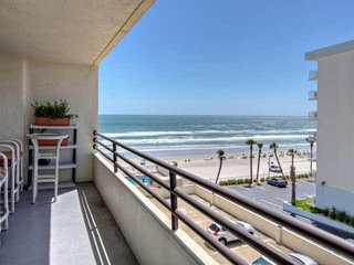 NEW! Ocean and River Views!! Now Have the BEST of Both Worlds in Colorful Unit