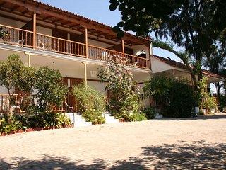 Villa Christina, Asini