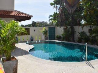 Luxury 5 Bed Pool Villa