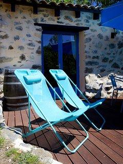 Terrace/Comfortable Seats