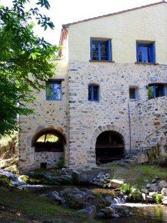 Our Ancient Watermill - Moulin de Perle