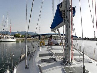 New listing! SAILING BOAT BENETEAU 39.3 AIOLIAN TWO