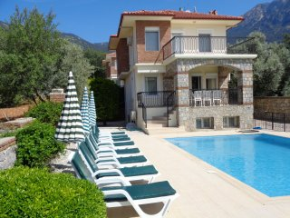 Golden Trio Villa 2 with private pool and legally registered for Turkish tax