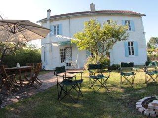 Belle Maison de Campagne entre Forêt et Océan / 5 chambres / 12 personnes