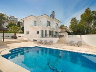 Luxury villa with pool near La Sala