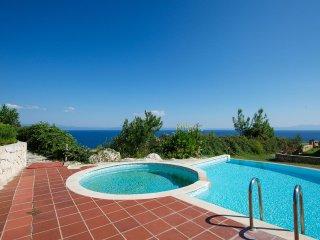 Cozy Lux Pool Villa, Afytos