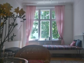 Lovely and bright room