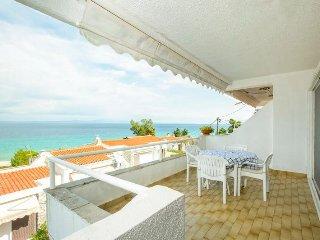 Sunny apartment with sea views, Kallithea
