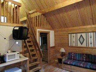 Double JJ Resort _ 2 Bedroom Log Home