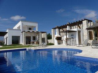 Villa Psili, 6 personnes,  vue mer et montagne