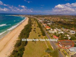 Ocean Park '3/234 Marine Parade'
