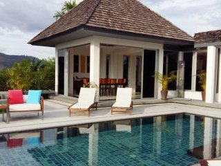 Seaview Layan Beach Villa 4 Bedroom Pool