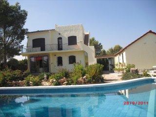 Villa LEANDRO , preciosa Torre con piscina privada
