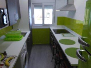 Apartamento reformado centrico con wiffi