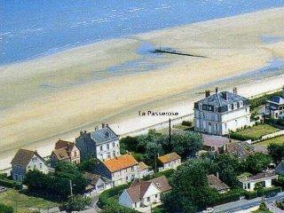 Maison au bord de mer  pres des plages du debarquement
