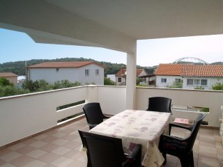 All New!! apartment Paloma, step from the beach, Zdrelac