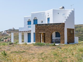 AVGES HOUSE, Tinos Town
