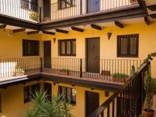Corral del Horno, Barrio Auténtico, Tranquilo, Garaje Privado, WiF