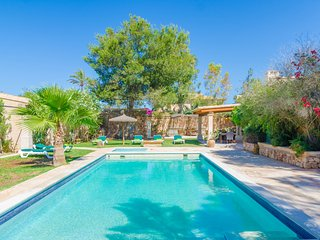 SA CREU DE CAN PROHENS - Villa for 12 people in Campos