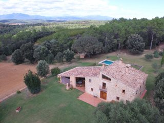Masia Can Roca de Dalt - Catalan farmhouse with private pool with a fantastic
