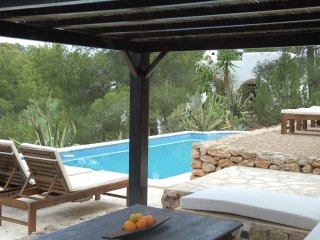 Can Sol - Beautiful, serene villa on the west coast of Ibiza