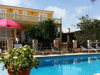 Casa Tulipes - Nice, detached holiday home, only 1.5 km from the beach of Sa Coma.