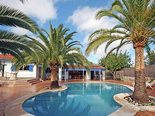Alto - Country house with pool at 3,5 km from the beaches of Cala Domingos and