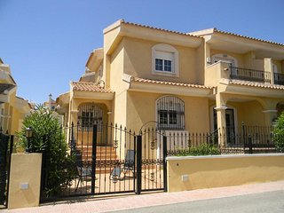 Playa Flamenca villa with WiFi