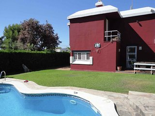 La Casa Roja - Very nice house with private swimming pool and at short distance