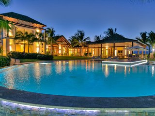 Unique 7 Bedroom Masterpiece with Private Beach and Marina Views