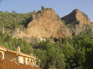 House with wonderful mountain view, Albacete