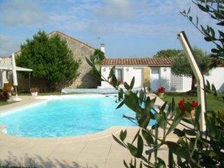 House - 1 km from the beach, Saint-Pierre-d'Oléron
