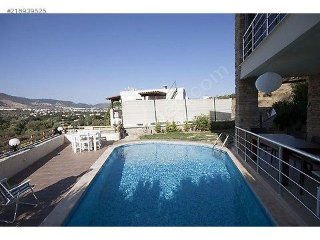 Bodrum Bitez Town Center Villa With Private Swimming Pool # 525