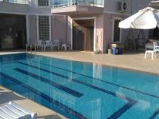 4 rooms large villa 12-or more stayable,privetpool sea&sun set wiew