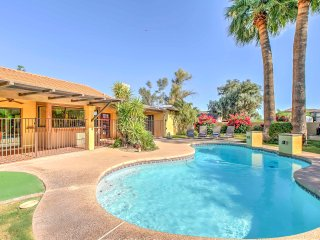 NEW! 4BR Phoenix House w/Pool, Hot Tub & Fire Pit!
